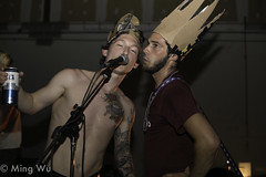 Cardboard Crowns @ A Mid-Summer Riot