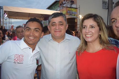 Inauguração do Mercado do Peixe em Jaguaruana