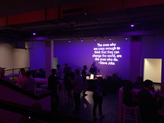 Trinity Hall - Event Lighting