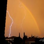 27. Juuli 2015 - 19:09 - Thunderstorm in El Paso Tx 27Jul 2015