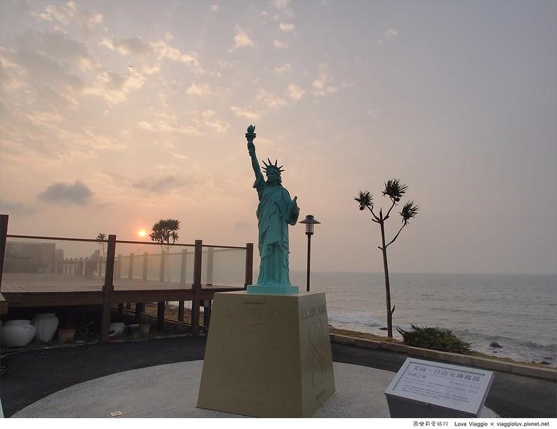【台北 Taipei】石門北海岸和昇之星會館 愛情主題園區 金山北海岸路邊咖啡 @薇樂莉 Love Viaggio | 旅行.生活.攝影