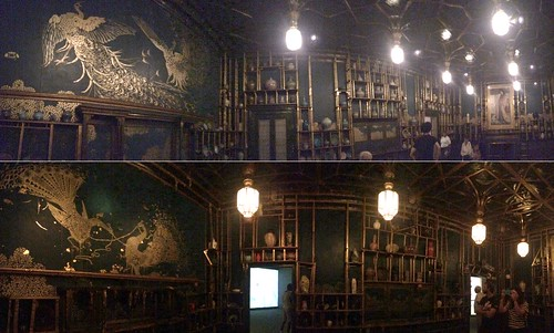 Peacock Rooms