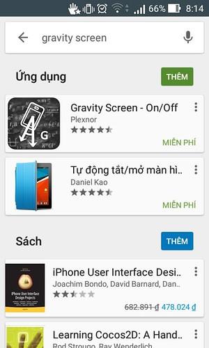 Giới thiệu một vài ứng dụng nhỏ thay thế nút nguồn trên Android. - 82911