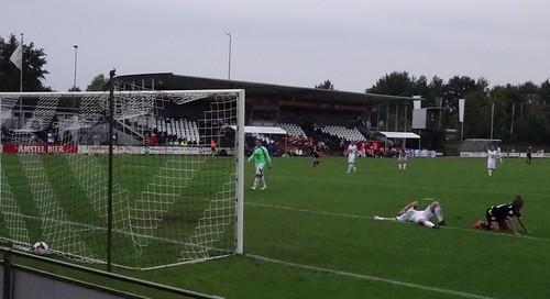 Women's Champions League: ASA University Tel Aviv 5:1 Jeunesse Jonglenster (Luxembourg)