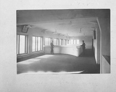 Unknown  Interior views of the House-commune of transitional type communal centre, some showing Solomon Lisagor, Rostokino, Moscow, 1928-1930 [www.imagesplitter.net]-1-0
