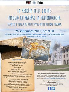 Memoria delle grotte Museo di Calci