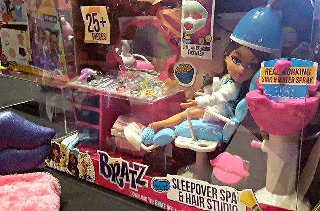 Bratz Sleepover Spa, Bratz collection