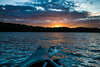 Sunrise Paddle by sheriminardi