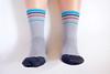 Alpenrose socks!