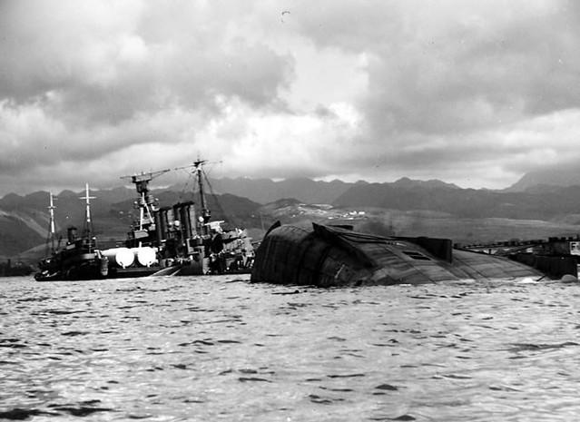 USS Utah Pearl Harbor History