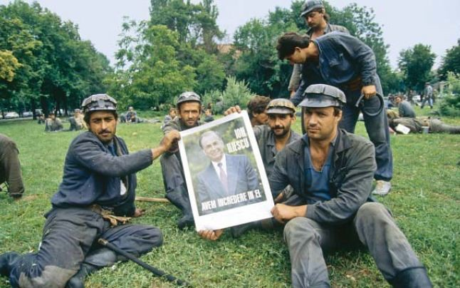Militieni si procurori care i-au ajutat de mineri si securisti sa distruga imaginea Romaniei
