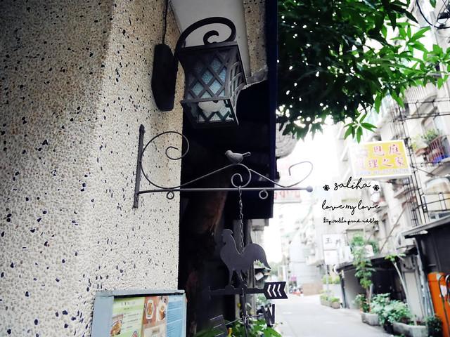 台北中山站好吃素食餐廳蛋奶素 (1)