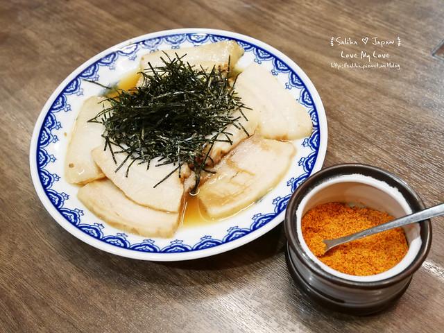 東京自由行必吃上野美食一蘭拉麵 (11)