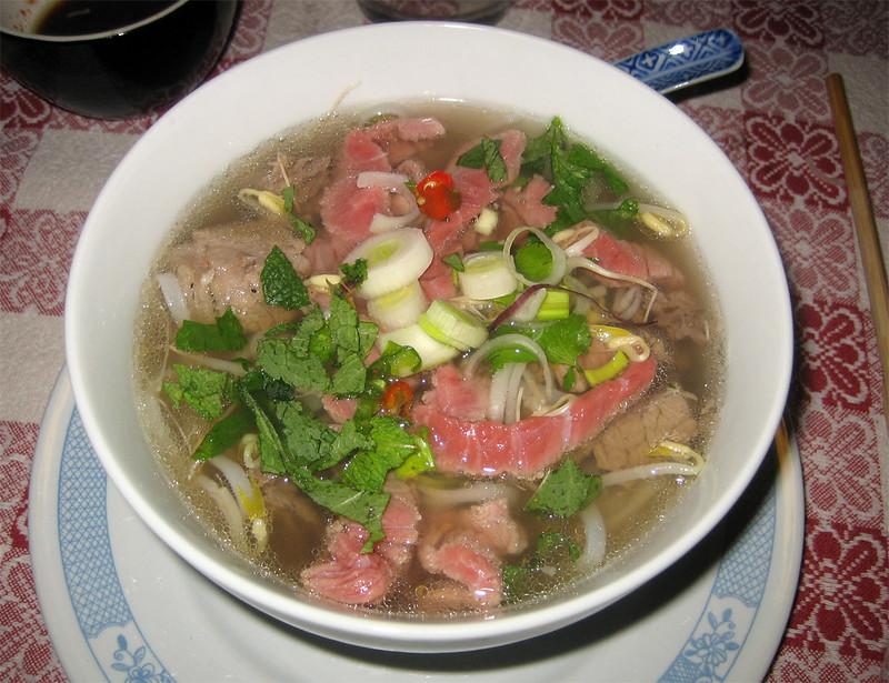 Zuppa Pho vietnamita