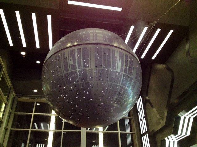 Alamo Drafthouse (Death Star)