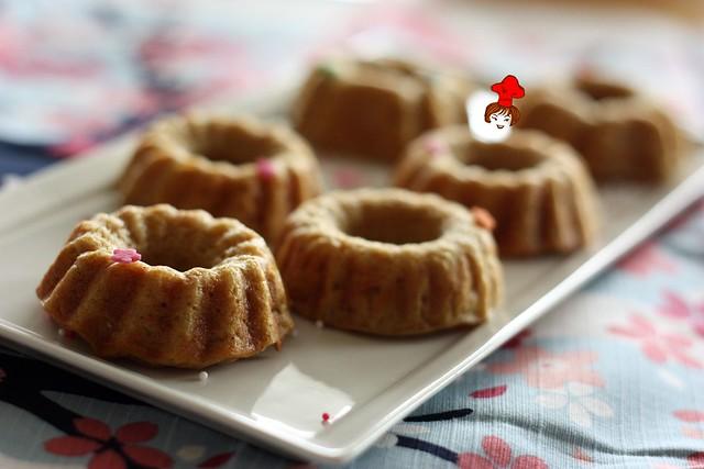 【寶寶煮】蔬菜滿滿營養滿份~ 寶寶瑪芬 Veggie Muffins 4