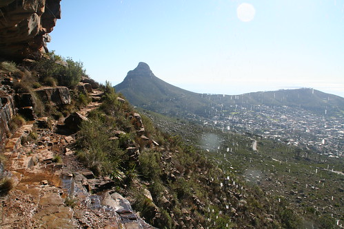 Platteklip Gorge Hike Views, Table Mountain