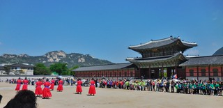 Gyeongbokgung Palace - Changing of the Guards