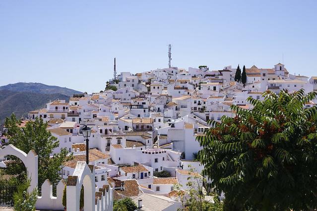 1. Comares, Spain