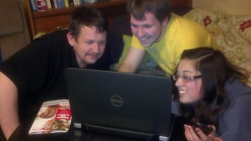 Ray, Jonathan & Maelynn