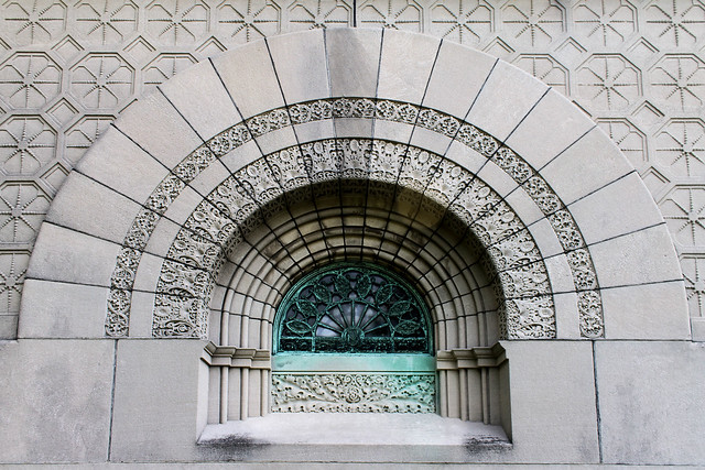 art deco arch (1 of 1)