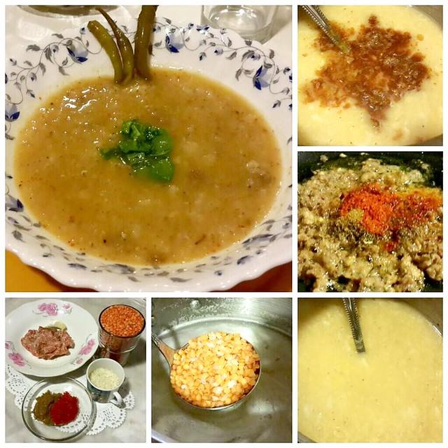 malhıta çorbası