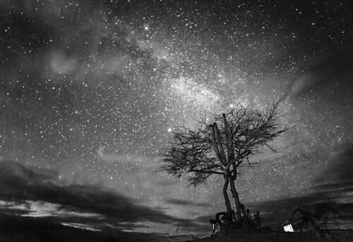 blackandwhite bw blancoynegro night canon stars landscape noche colombia wideangle paisaje 28 estrella milkyway 6d 14mm vialactea canon6d starsraining