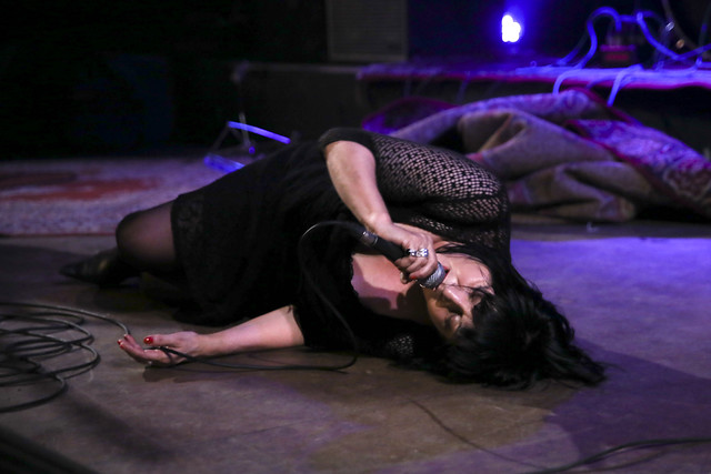 lydia lunch / retrovirus