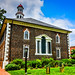 Historic Christ Church in Old Town Alexandria VA
