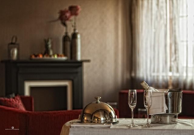 Restaurante Argaela en el Hotel Termal Burgo de Osma
