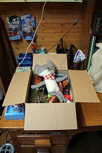 Charlotte's box