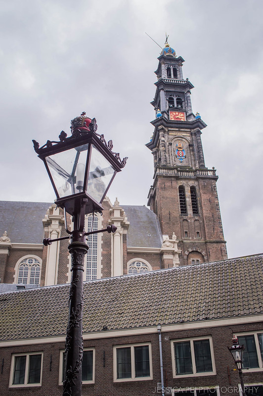 Westerkerk Church Amsterdam