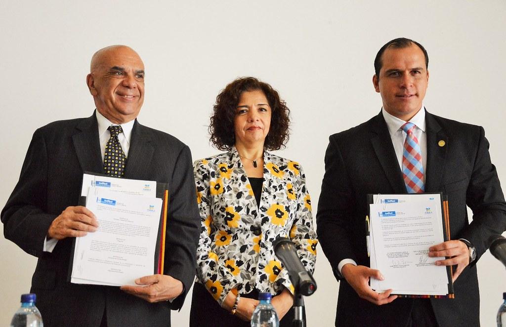 Guatemala y Estado de Puebla suscriben acuerdo de mutua cooperación