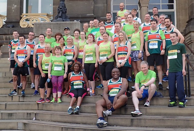 Leeds 10k Lakers, 2015