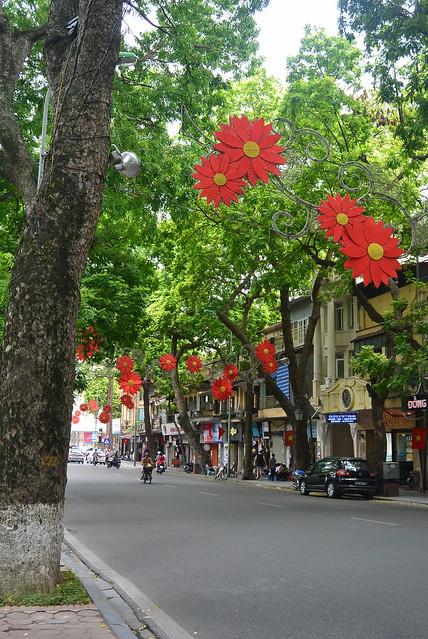 Near Hoan Kiem Lake, Hanoi