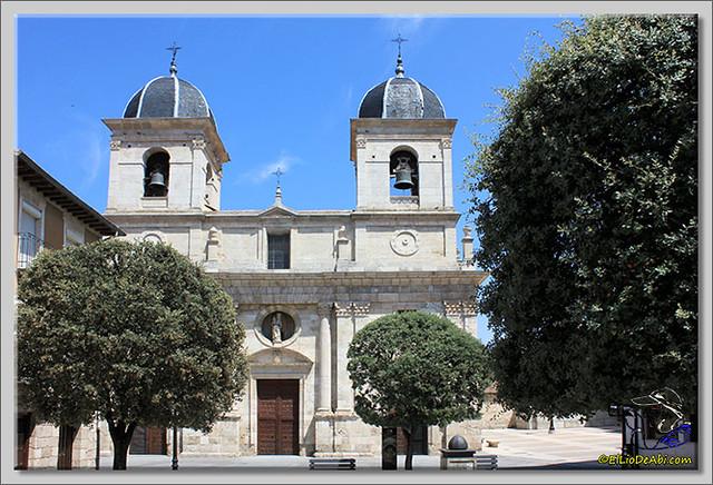 1 Iglesia de Santa María en Briviesca