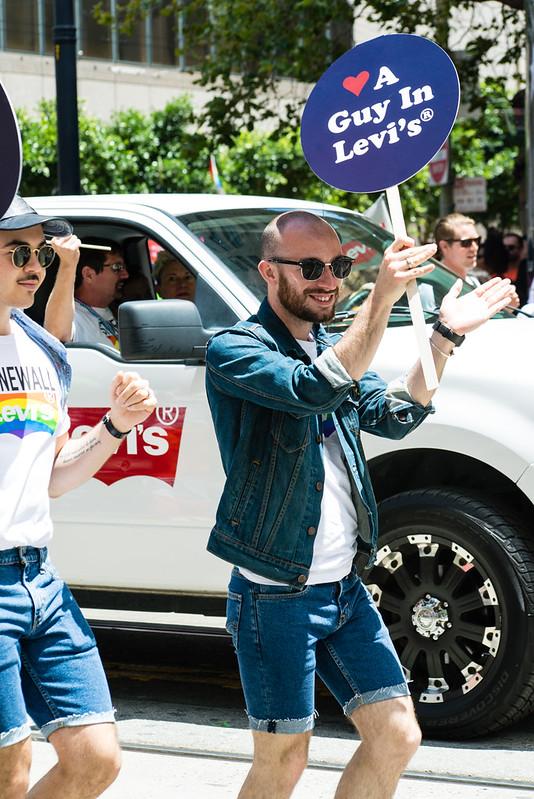 San Francisco Pride / Levi's