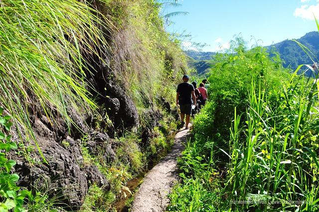 Path to Buscalan