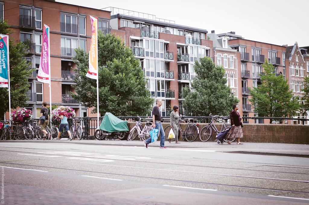 Amsterdam, Kinkerstraat