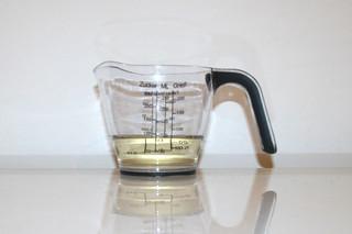 04 - Zutat Weißwein / Ingredient white wine