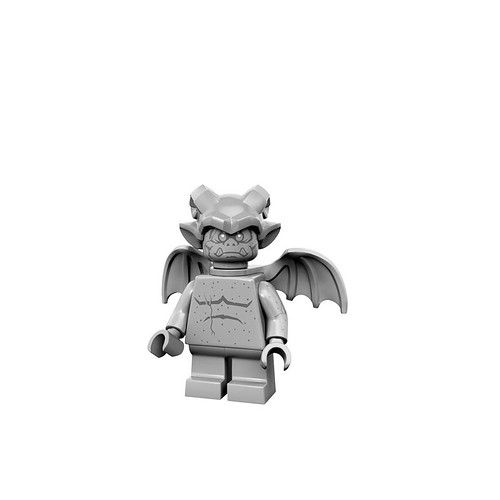Minifigures serie 14 - Gargoyle
