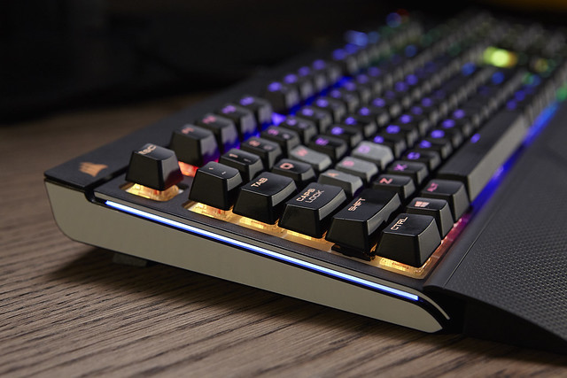 Corsair launches new STRAFE, SCIMITAR, VOID gaming