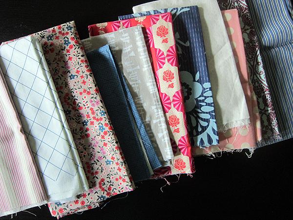 Choosing fabrics {a journey}