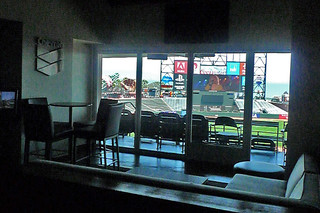 AT&T Park Tour - Clubhouse View