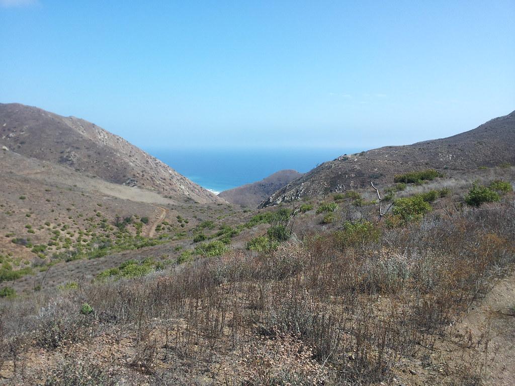 Mugu Peak Ventura County California Around Guides