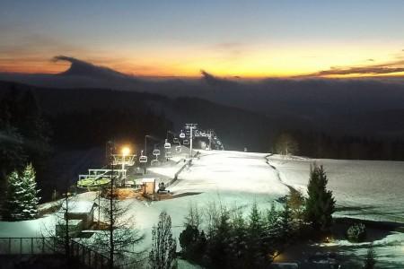 SNOW tour 2016/17: Schöneck – hotel s kopcem pro děti