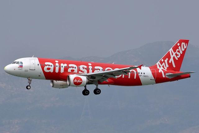 RP-C8971 Airbus A320 216 AirAsia Zest