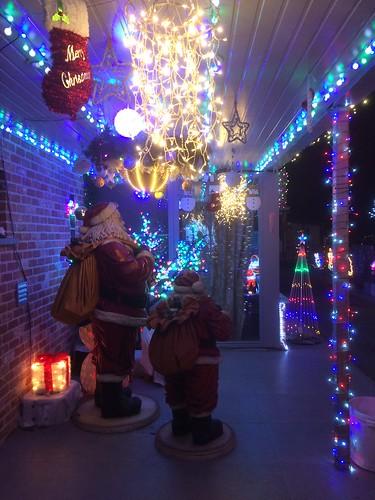 Christmas house te Zulte!