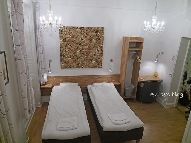 瑞典斯德哥爾摩住宿Briska Hostel_010