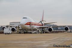 N402KZ Kalitta Air | Boeing 747-481F | Memphis International Airport